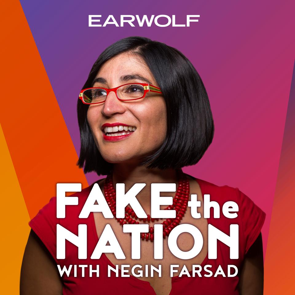 Negin Farsad Is Thrilled About Democracy And You Should Be Too!